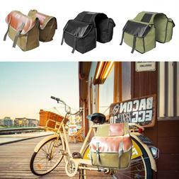 Bicycle Cycling Outdoor Bike Rear Seat Trunk Rack Pack Bag D