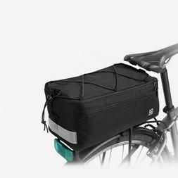 Cycling Bag Bicycle Pannier Thermal Insulated Trunk Cooler L