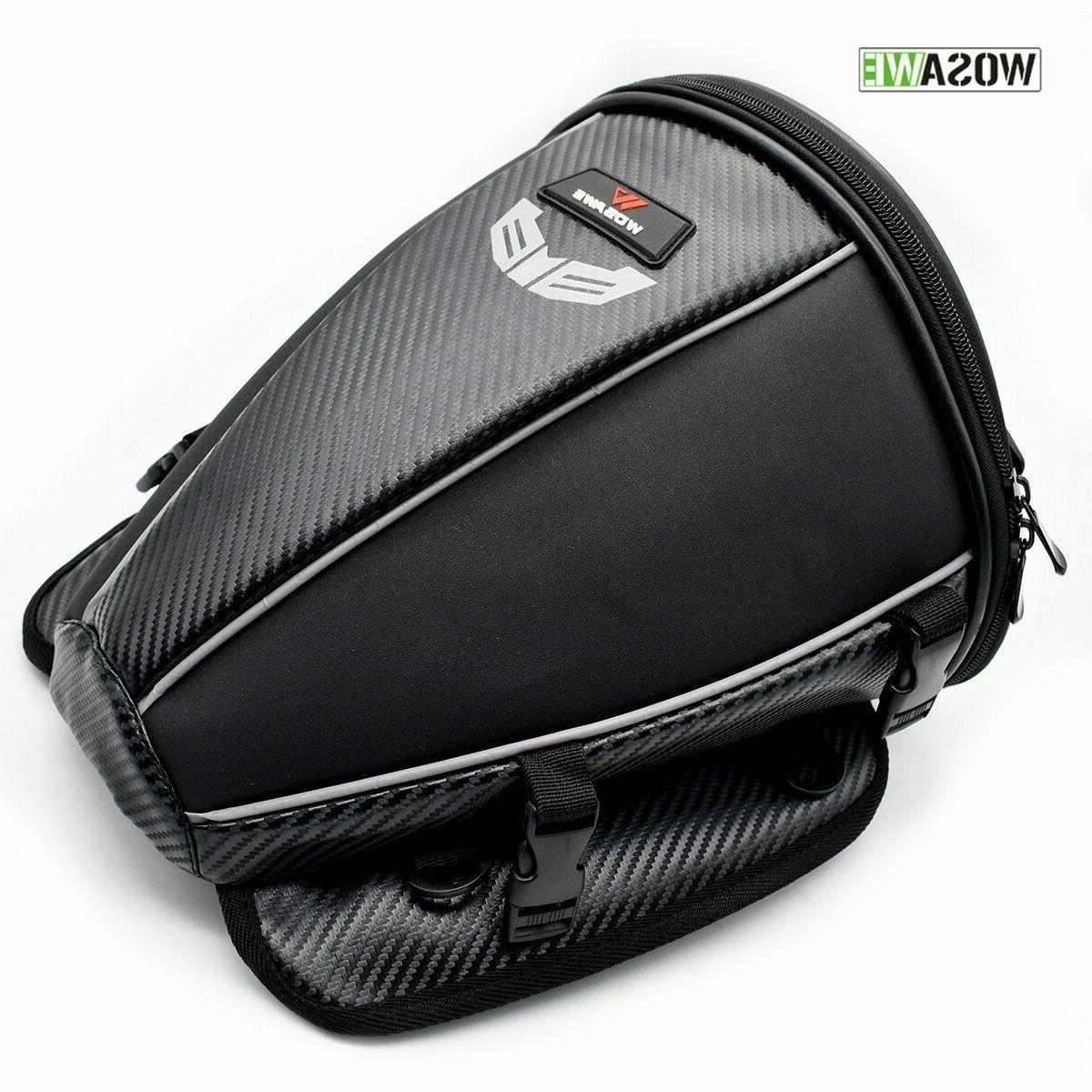 bicycle bags 15l waterproof cycling tail bag