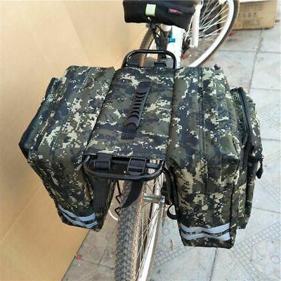 Mountain Trunk Bags Double Side Rear Rack Seat Pack