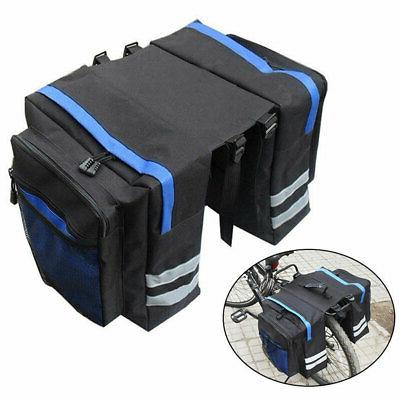Storage Trunk Rear Seat Outdoor Double Accessory