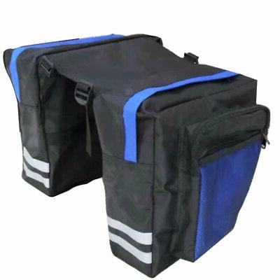 Storage Rear Bicycle Double Pannier