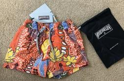 New w Tags & Bag Authentic VILEBREQUIN Swim Trunks PEACOCK 2