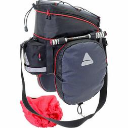 Axiom Seymour Oceanweave EXP19+ Expandable Trunk Bicycle Bag