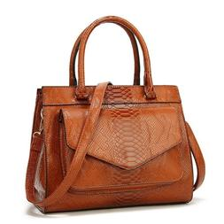 woman bag luxe serpentine women s leather